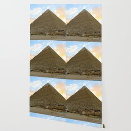 Great Pyramid or the Greatest Pyramid? Wallpaper