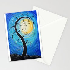 Midnight hour Stationery Cards