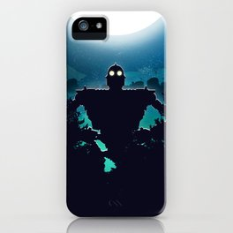 Iron Giant iPhone Case