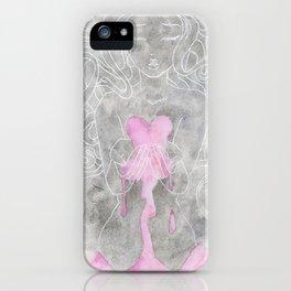 Heart Melt iPhone Case
