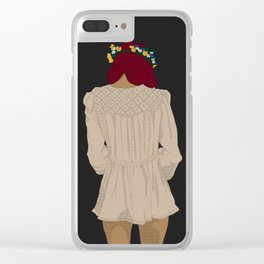Selina Clear iPhone Case