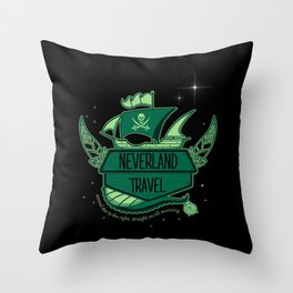 Do You Believe in Fairies? Throw Pillow