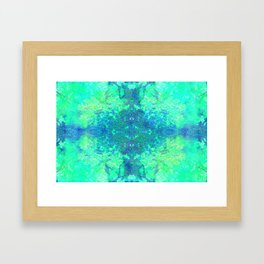 Journey to another reality Framed Art Print