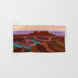 Magnificent Canyonlands National Park, Utah Hand & Bath Towel
