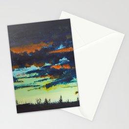 Sunset, Chapman Corner Stationery Cards