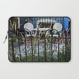 afternoon tea in DC Laptop Sleeve