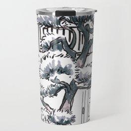 Japan : Osaka apartment Travel Mug