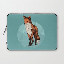 Ice Fox  Laptop Sleeve