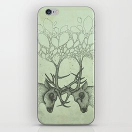 Into the Spring iPhone Skin