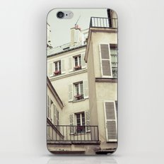 Paris Architecture iPhone & iPod Skin