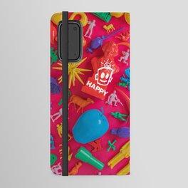 PRIDE (Plastic Menagerie Version) Android Wallet Case
