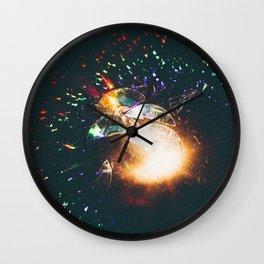 Luster Wall Clock