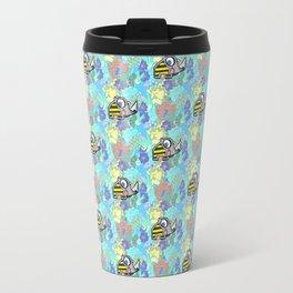Summer Rhino Travel Mug