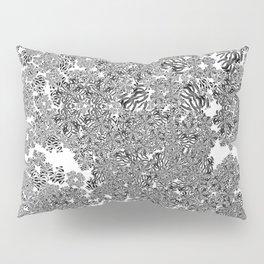 Expansion (White) Pillow Sham