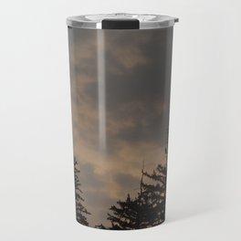 Eagle at Sunset Travel Mug