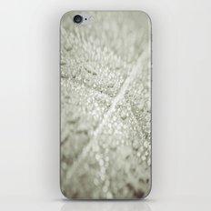 Change is inevitable iPhone & iPod Skin