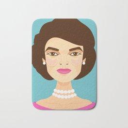 Jackie Onassis Bath Mat