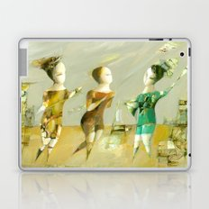 Figures from my Dreams Laptop & iPad Skin