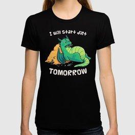 Tomorrow is T-shirt