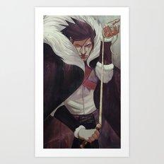 Trevor Belmont Art Print