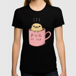Pug of Tea T-Shirt