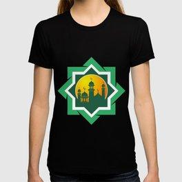 Symbol of Muslim T-shirt