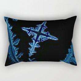 Cross of Salt Rectangular Pillow