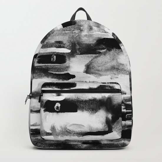 Watercolor 02 - Birch Backpack