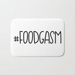 #foodgasm Bath Mat