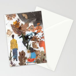 Mystified.... Stationery Cards