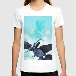 Ficus Light Blue T-shirt