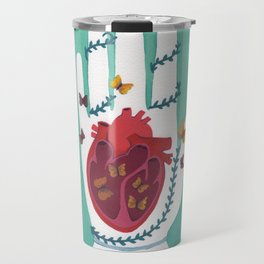 At the Mercy of Nature Travel Mug
