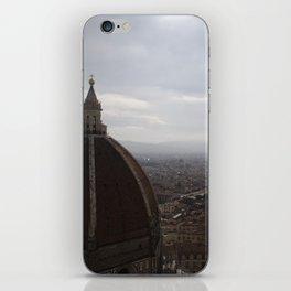 The Top of El Duomo iPhone Skin