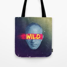 Vintage Quotes Collection -- Wild Tote Bag