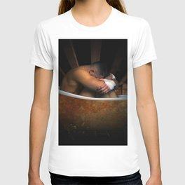 male nude art 2 T-shirt