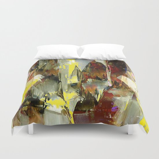 Bilocation Duvet Cover