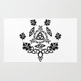 Celtic Design Rug