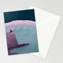 Simple Housing | So close so far away Stationery Cards