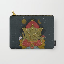 Shri Ganesha Carry-All Pouch