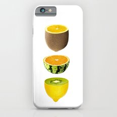 Mixed Fruits Slim Case iPhone 6s