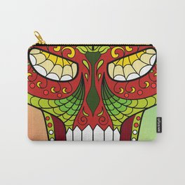 Sugar Skull #12 Carry-All Pouch