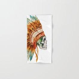 Skull 03 Hand & Bath Towel