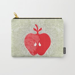 Apple Heart Carry-All Pouch