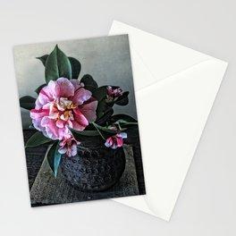 Japanese Flower Arrangement, Nara, Japan Stationery Cards