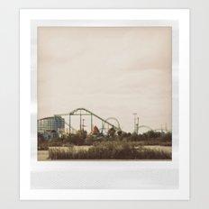 Jazzland II Art Print