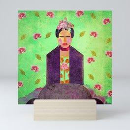 Frida Kahlo´s Dreams Mini Art Print