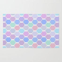hexagon (5) Rug