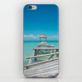 Belize Blues iPhone Skin