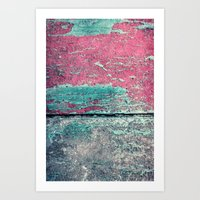 friday Art Prints featuring friday by Claudia Drossert