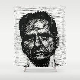 K.A.M. (Monster) Shower Curtain